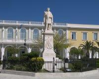 Estatua de Dionysus Solomon Imagenes de archivo