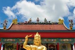 Estatua de dios Fotografía de archivo