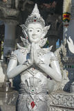 Estatua de dios Imagen de archivo libre de regalías