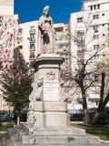Estatua de Domnita Balasa Fotos de archivo libres de regalías