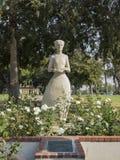 Estatua de Florence Nightingale fotos de archivo
