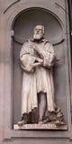 Estatua de Galileo Fotografía de archivo libre de regalías