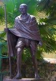 Estatua de Gandhi foto de archivo
