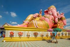 Estatua de Ganesha Foto de archivo libre de regalías