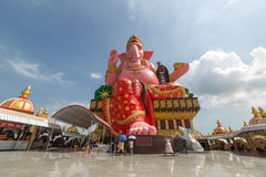 Estatua de Ganesha Imágenes de archivo libres de regalías