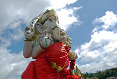 Estatua de Ganesha Fotografía de archivo