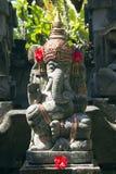 Estatua de Ganesha, Bali Foto de archivo libre de regalías