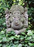 Estatua de Ganesha de dios del Hinduism Imagen de archivo libre de regalías
