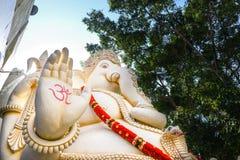 Estatua de Ganesha en Bangalore foto de archivo libre de regalías