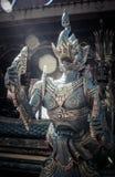 Estatua de Garuda Imágenes de archivo libres de regalías