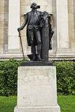 Estatua de George Washington fotografía de archivo
