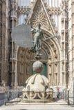 Estatua de Giraldillo Fotografía de archivo libre de regalías