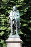 Estatua de Giuseppe Garibaldi Fotografía de archivo libre de regalías