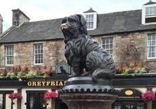 Estatua de Greyfriars Bobby imagen de archivo
