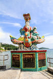 Estatua de Guan Yin Imagen de archivo libre de regalías