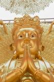 Estatua de Guanyin Imagenes de archivo