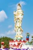 Estatua de Guanyin Imágenes de archivo libres de regalías