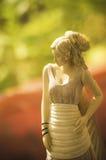Estatua de hadas Fotos de archivo libres de regalías