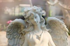 Estatua de hadas Fotos de archivo
