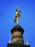 Estatua de Hermes, Stuttgart, Alemania. Foto de archivo