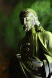 Estatua de Jesús Foto de archivo