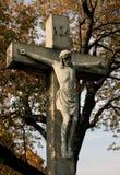 Estatua de Jesús Foto de archivo libre de regalías