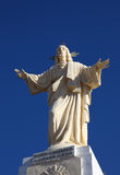 Estatua de Jesús Christus Fotos de archivo