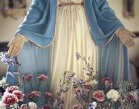 Las manos outstretched de Jesús Foto de archivo libre de regalías
