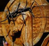 Estatua de Jesus Christ foto de archivo