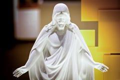Estatua de Jesus Christ fotos de archivo libres de regalías