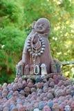 Estatua de Jiso Bosatsu, Japón Imagen de archivo libre de regalías