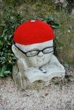Estatua de Jizo imágenes de archivo libres de regalías