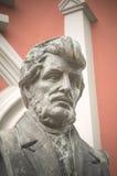 Estatua de Joachim Lelewel Foto de archivo libre de regalías