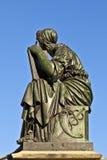 Estatua de Johannes Gutenberg, inventor de la impresión del libro Fotografía de archivo libre de regalías