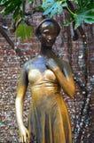 Estatua de Juliet en Verona, Italia Fotografía de archivo