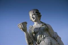 Estatua de Juno en Jans Park en Arnhem Fotografía de archivo libre de regalías