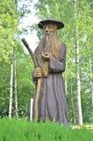 Estatua de Krakonos Fotos de archivo