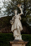 Estatua de la abundancia, Boboli Gardensi, Florencia, Italia fotografía de archivo