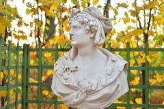 Estatua de la alegoría del transience de la vida fotos de archivo libres de regalías
