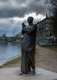Estatua de la armonía Fotografía de archivo