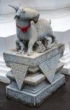 Estatua de la cabra Imagen de archivo libre de regalías