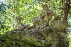Estatua de la cacerola imagen de archivo libre de regalías