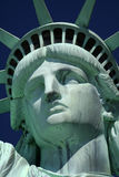 Estatua de la cara de la libertad Imagen de archivo libre de regalías