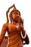 Estatua de la cera de Buddha Fotos de archivo libres de regalías
