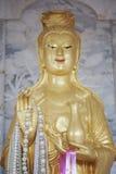 Estatua de la deidad china Fotos de archivo