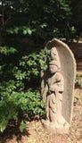 Estatua de la diosa Fotografía de archivo libre de regalías