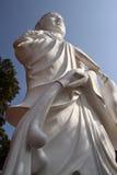 Estatua de la diosa de Guanyin Fotos de archivo libres de regalías