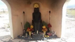 Estatua de la diosa de Sekhmet fotos de archivo