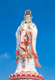 Estatua de la diosa Guanyin Fotos de archivo