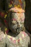 Estatua de la diosa hindú foto de archivo libre de regalías